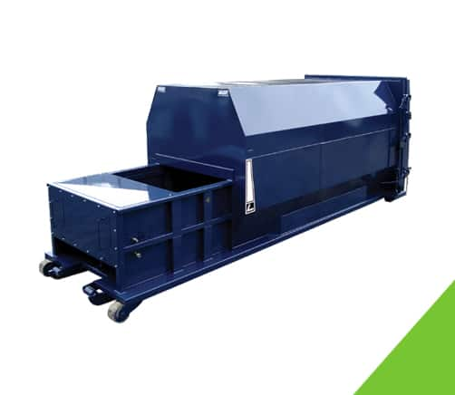 Compactor containers